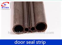 black rubber seal strip epdm pvc for wooden window door