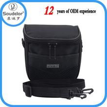 unique camera bag shoulder pad/camera shaped bag