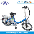 2014 promotional price foldable electric bicycle China (HP-E052)