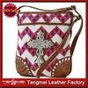 Cowgirl Cross Concho Stud Bling Rhinestone Western Handbags