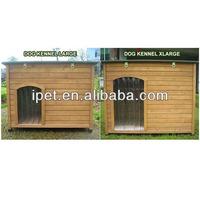 Solid Wooden dog kennel designed DK013L
