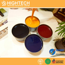 CMYK Colorful Offset Press dry printing ink