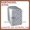 4l refrigerador termoeléctrico de mini coche camping para congelador