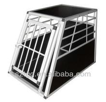 Alu Dog Car Cage Alu pet box Pet transport Cage SAU01