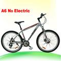 Fourche de vélo a6 d'équilibrage. char électrique