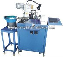Automatic loose PV terminal crimping machine