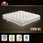 Good comfortable thin mattress raw materials for furniture from mattress manufacturer 21PC-01