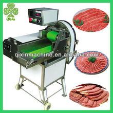 500-800kg/h frozen beef slicing machine