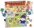 e1007 2014 marca quente para as crianças do bebê e criança cash yen quilo usd euro criativo magnética aprendizagem educacional de compra do dinheiro do jogo