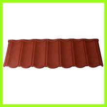 aluminium sheet asphalt shingle stone coated roof tile