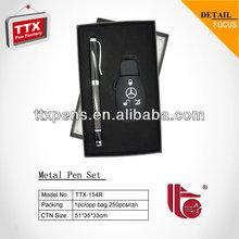 Heavy & top-class nice business gift pen set