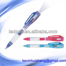 Papelería promocional de la lámpara de la pluma