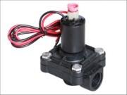 """1/2"""" inch plastice normally open water solenoid valve"""
