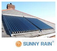 Sunnyrain solar thermal energy collector