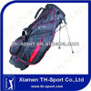 Special Design Leather Stand Bag For Golf