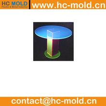 Aluminum cnc machining anodizing/acrylic sheets table top