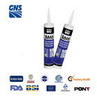 silicone adhesive external window door frame silicone sealant