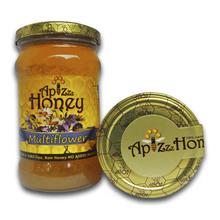 100% Natural Organic Raw Multiflower Honey