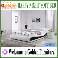 Golden royal style bed bedroom turkish sex bangladesh furniture G997# on sale