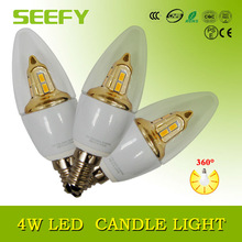 360 degree beam angle LED Candle