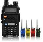 Baofeng uv5r factory price vhf/uhf ham walkie talkie radio