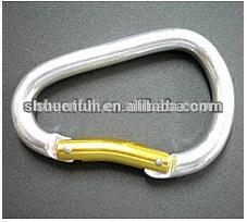 aluminum climbing carabiner