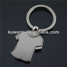 custom T shirt design metal key chain