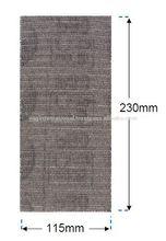 115x230MM Open Mesh Abrasive Sheet