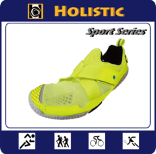 2014 new design Fashion Barefoot Laceless Running Shoes