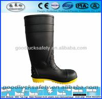 oil resistant steel toe work boots
