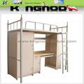 سرير مزدوج الحديثة الحديد مع الأدراج