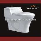 A-2345 toilet bowl/ceramic one piece toilet/wc toilet