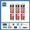 two component polysulfide silicone rubber glue