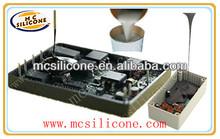 Circuit Board Potting Silicone Rubber