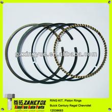 Car Auto Ring Kit Piston Rings Engine Piston Ring Set For Buick Century Regal Chevrolet Impala 12538683