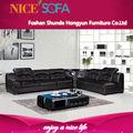 móveis para sala sofá de couro com canto madeira offee sofá mesa de jogo