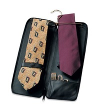 Genuine leather tie case in hot selling