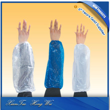 SF/PP+PE/SMS disposable waterproof nonwoven gloves