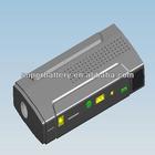 2014 hot sales 12V 14000mAh Emergency Car Portable Battery Jump Starter power bank