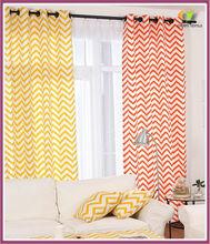New Modern Simple Pop Art Ripple window curtain l