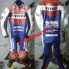 Men Honda repsol leather suit