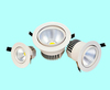 Greenlight high lumen CE, FCC, RoHS COB LED Ceiling spot light 5W-15W AC100-240V