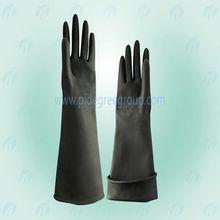 industrial safety working white cotton glove