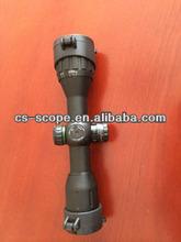 Tactical 4X32 Type Red Green Dot Illuminated Sight Sniper Riflescope