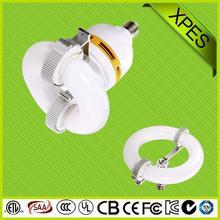 cheap Ultra Bright induction lamp 3 years warranty e27 led bulb ceramics