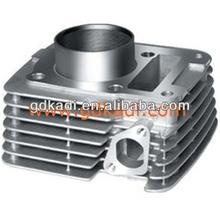 China YBR125 motorcycle parts - cylinder block