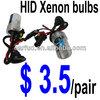 hb2 hid xenon bulb $ 3.5/pair 18 months warranty
