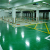 2mm colors non-solvent anti-slip epoxy floor paint for car park