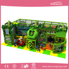 Kids indoor playground for sale with jungle gym climbing used for school and park playing equipment low prcie AP-IP30020