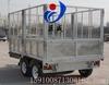 shock price !EU aid trailer,trustworthy trailer , enclosed trailer with CE